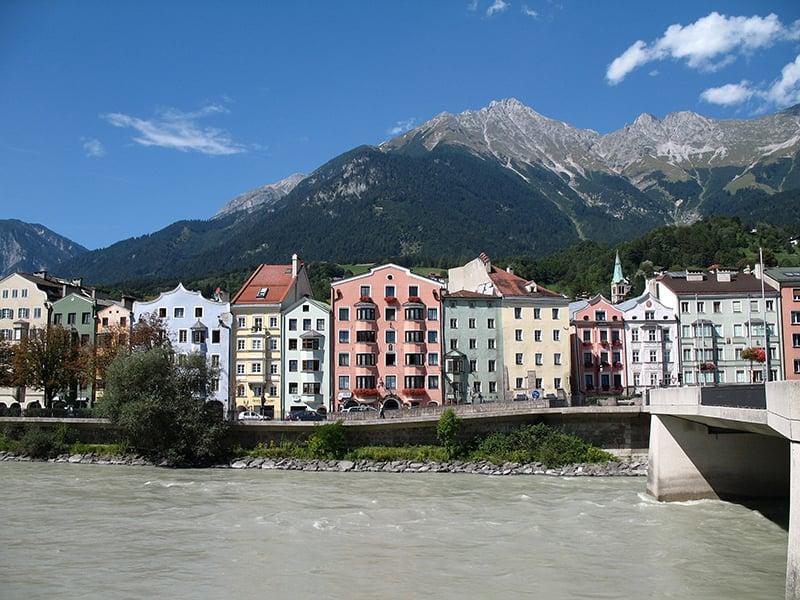 O que fazer em Innsbruck: Innbruke