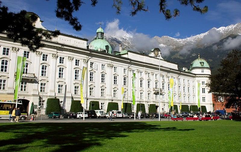 O que fazer em Innsbruck: Holfburg