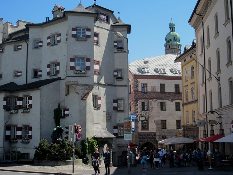 O que fazer em Innsbruck: Ottoburg
