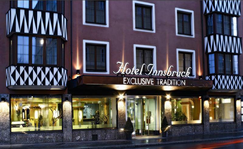 O que fazer em Innsbruck: Hotel