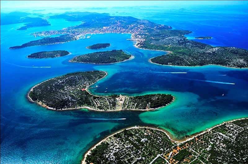 O que fazer em Zadar: Parque Nacional Kornati