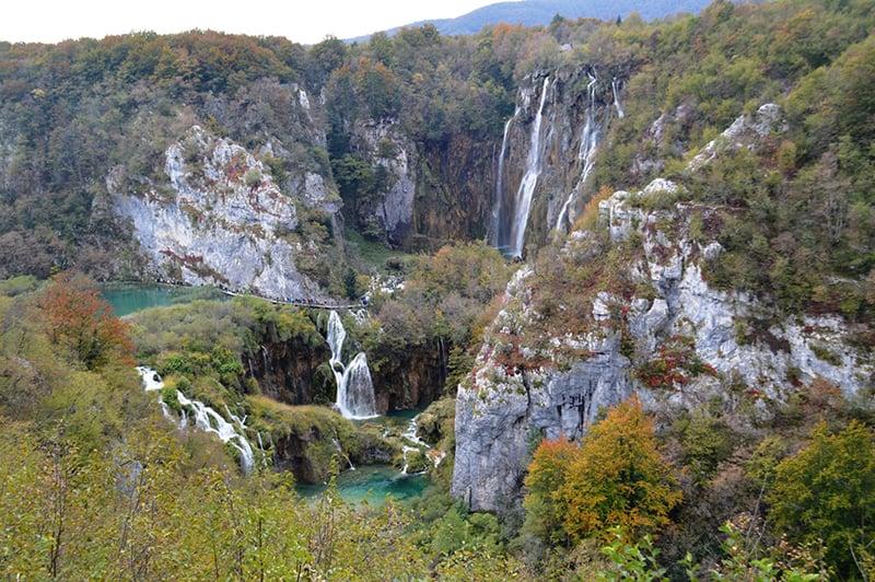 O que fazer em Zadar: Parque Nacional Plitvice