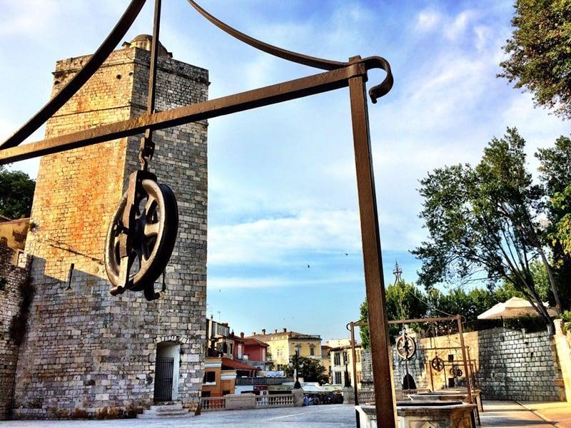 O que fazer em Zadar: História