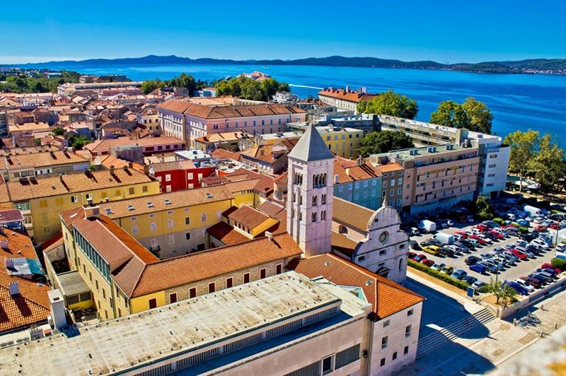 O que fazer em Zadar: Vista Panorâmica
