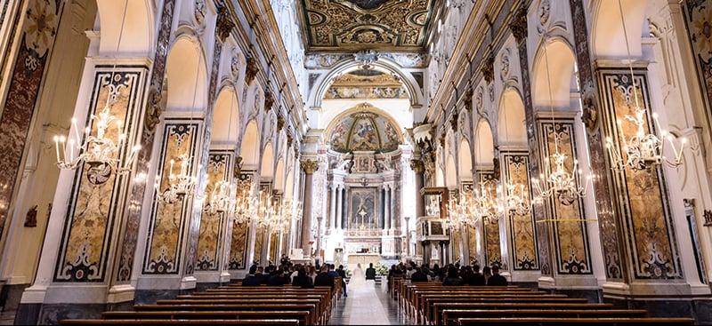 O que fazer em Amalfi: Catedral San Andrea