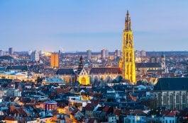 O Que Fazer em Antuérpia na Bélgica