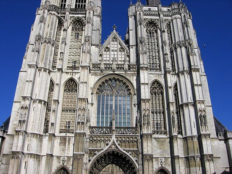 O que fazer em Antuérpia: Catedral de Nossa Senhora