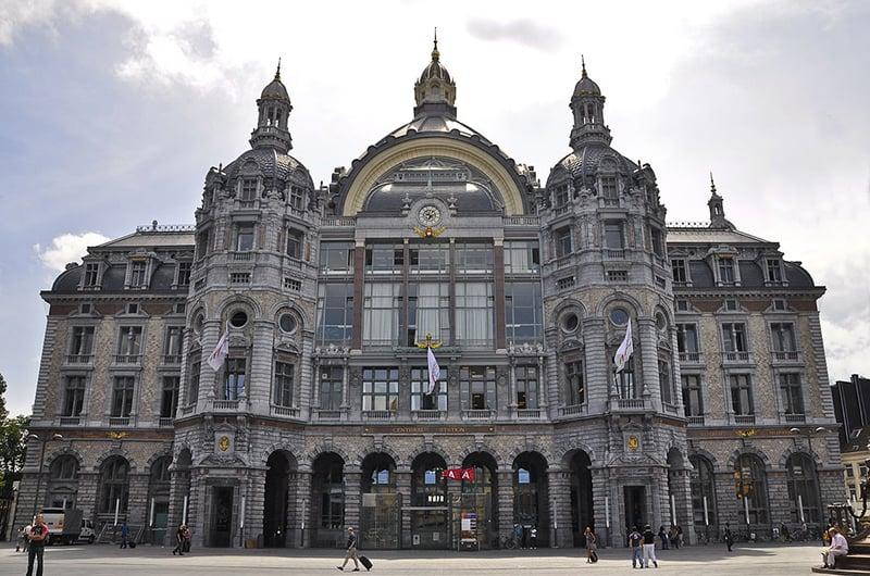 O que fazer em Antuérpia: Estação Central
