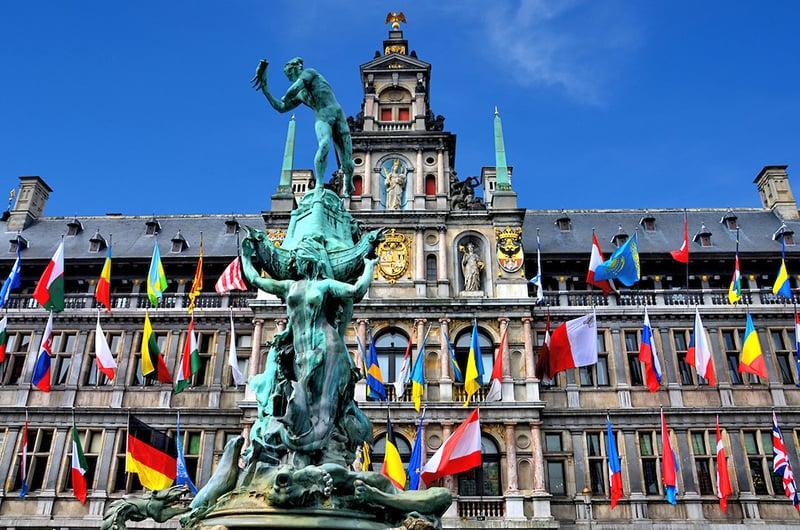 O que fazer em Antuérpia: Grote Markt