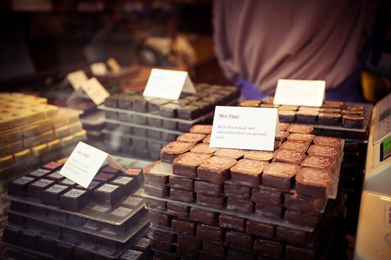 O que fazer em Antuérpia: The Chocolate Line