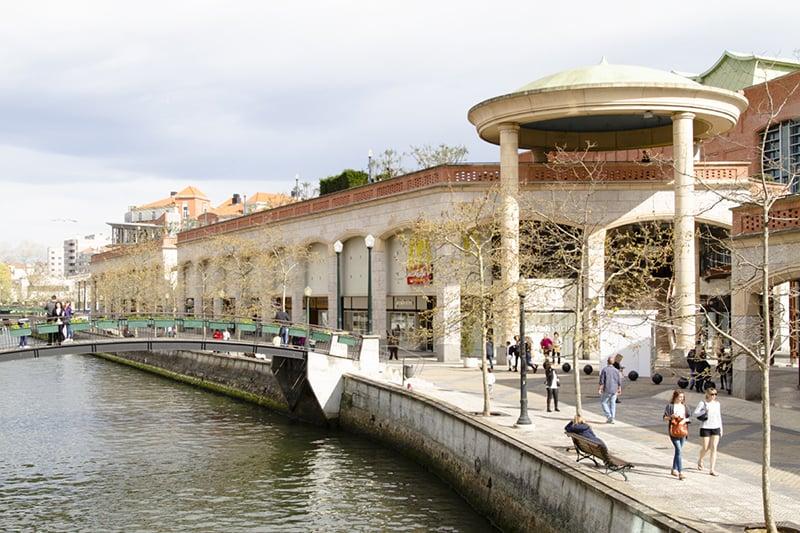 O que fazer em Aveiro: Fórum