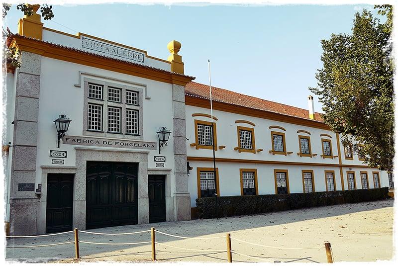 O que fazer em Aveiro: Complexo de Vista Alegre