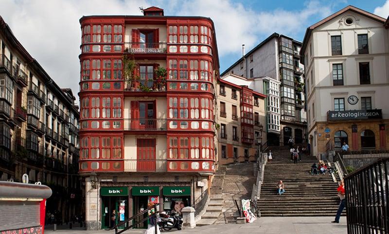 O que fazer em Bilbao: Casco Viejo