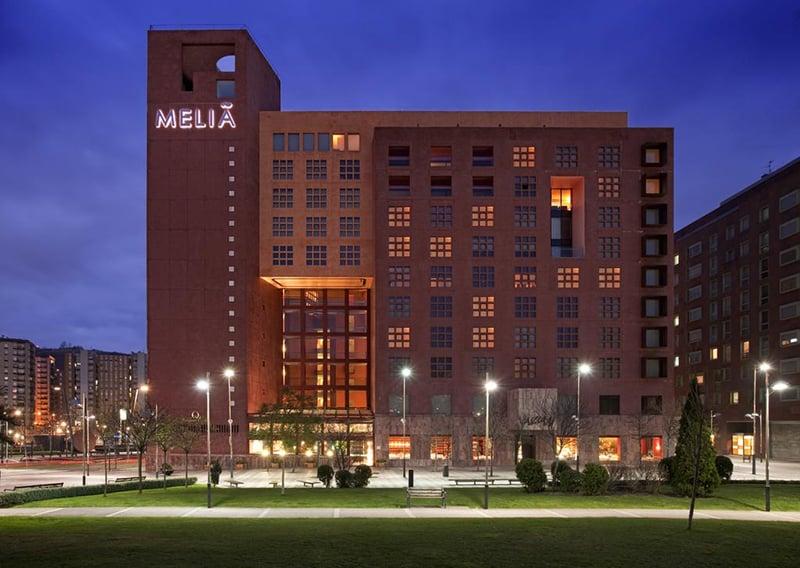 O que fazer em Bilbao: Hotel