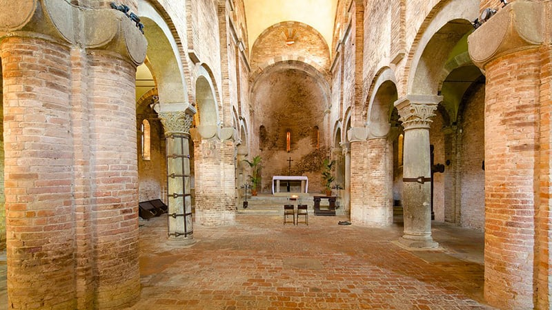 O que fazer em Bolonha: San Stefano