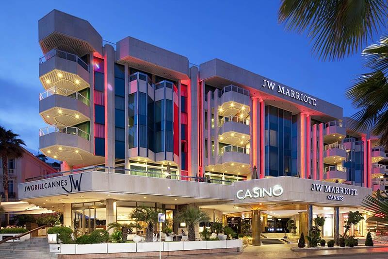 O que fazer em Cannes: Hotel