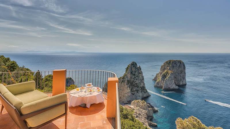 O que fazer em Capri: Belvedere
