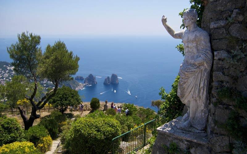 O que fazer em Capri: Monte Solare