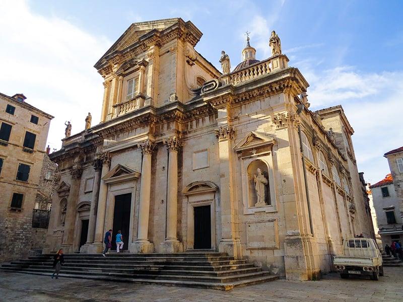 O que fazer em Dubrovnik: Museus e Igrejas