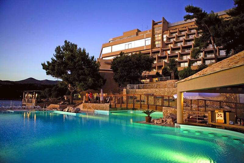 O que fazer em Dubrovnik: Hotel