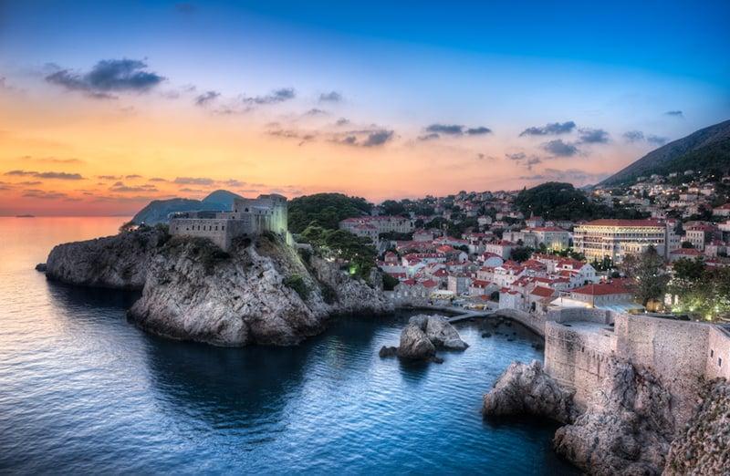 O que fazer em Dubrovnik: Lovrijenac