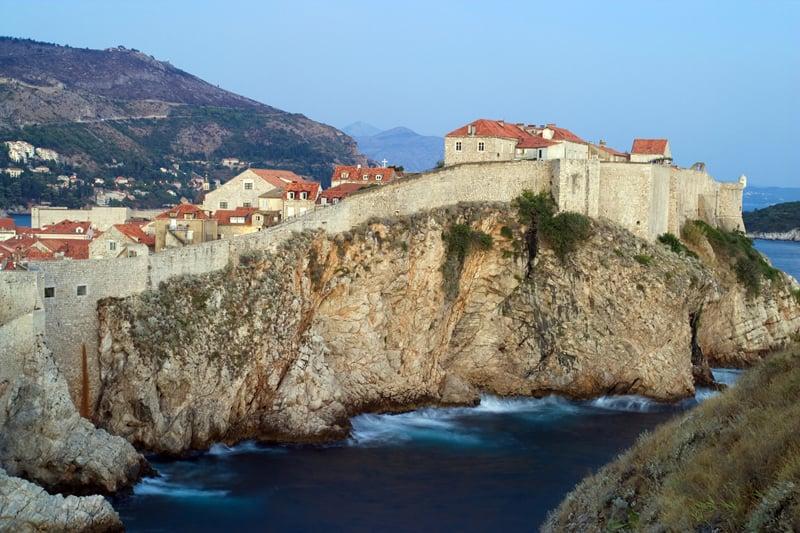 O que fazer em Dubrovnik: Muralhas