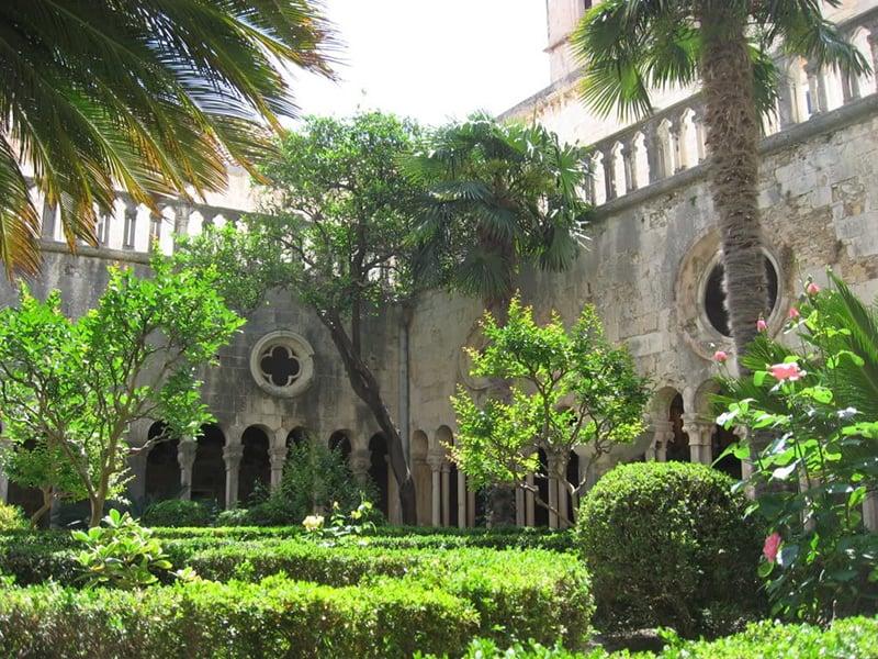 O que fazer em Dubrovnik: Museu Franciscano