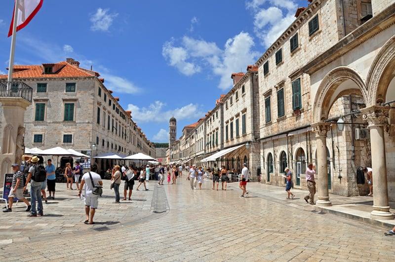 O que fazer em Dubrovnik: Cidade Antiga