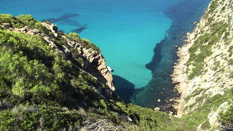 O que fazer em Formentera: Es Calo