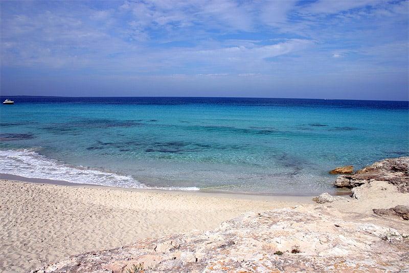 O que fazer em Formentera: Es Cavall d'en borras