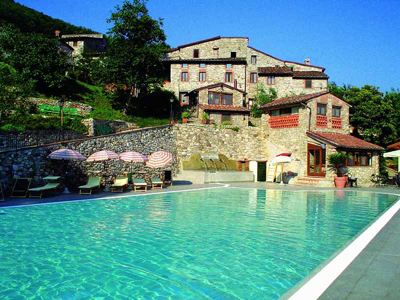 O que fazer em Lucca: Hotel