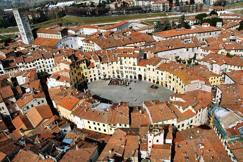O que fazer em Lucca: Muralha