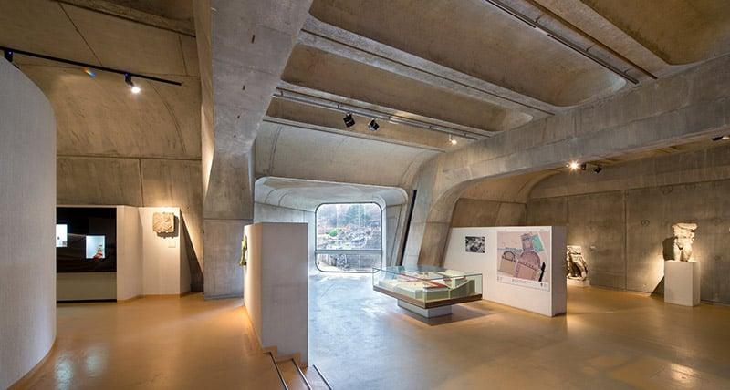 O que fazer em Lyon: Museu Gallo-Romain
