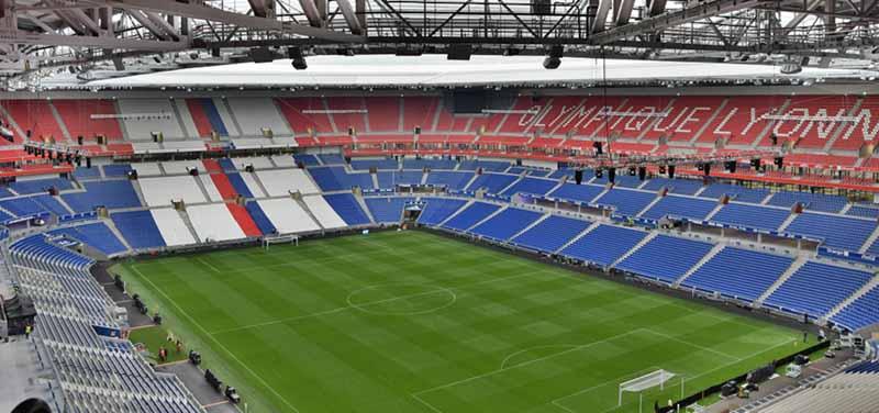 O que fazer em Lyon: Parc Olympique Lyonnais