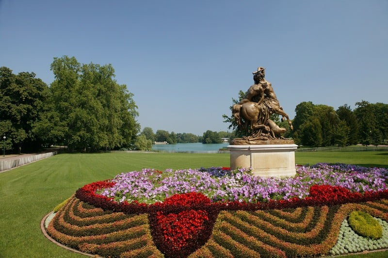 O que fazer em Lyon: Parc de la Tête D'Or