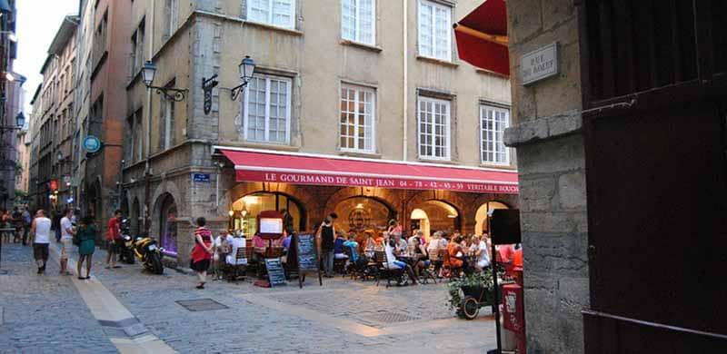 O que fazer em Lyon: Vieux Lion