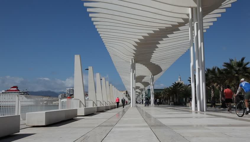 O que fazer em Malaga: Cais