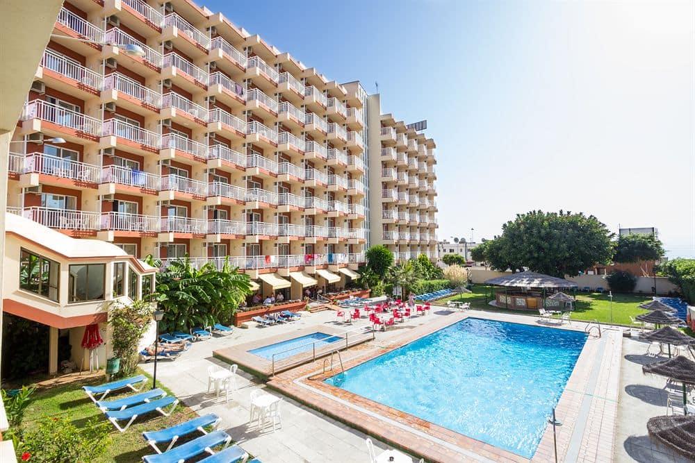 O que fazer em Malaga: Hotel