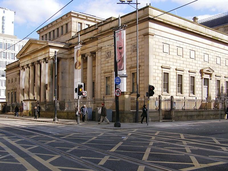 O que fazer em Manchester: Galeria de arte