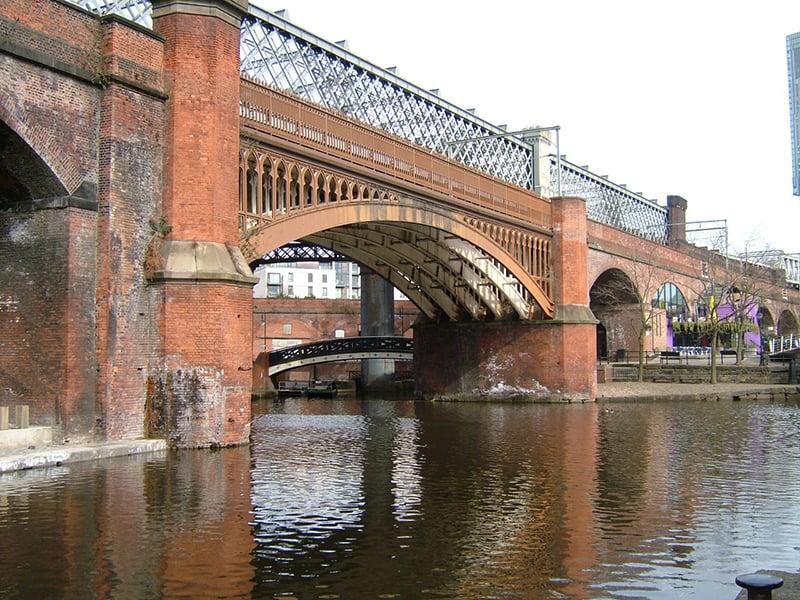 O que fazer em Manchester: Castlefield
