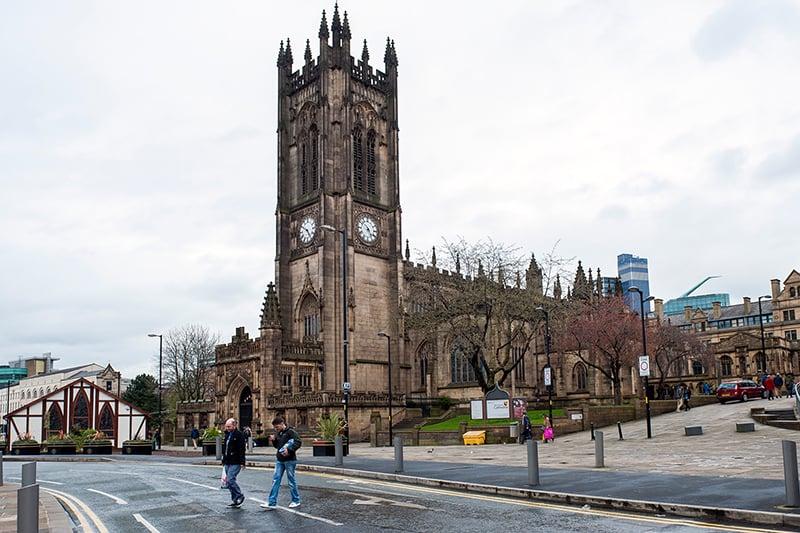 O que fazer em Manchester: Catedral