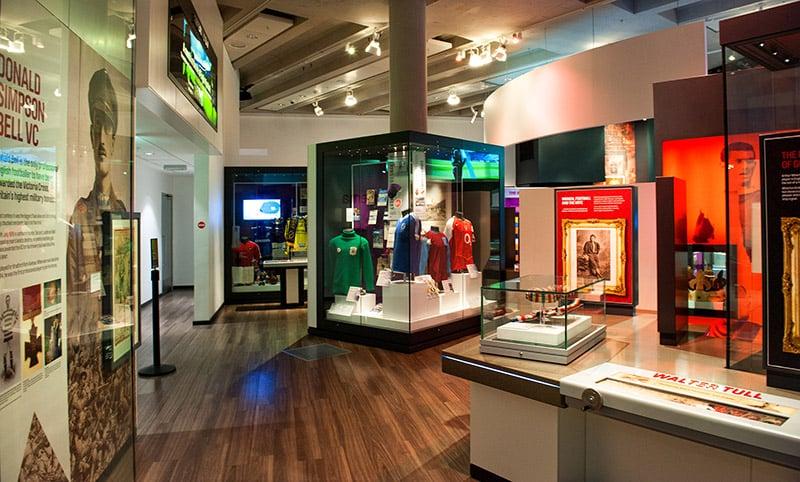 O que fazer em Manchester: Museu Nacional de Futebol