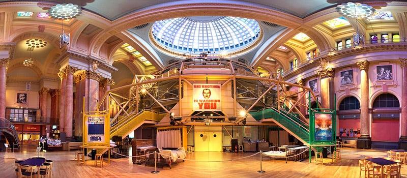 O que fazer em Manchester: Royal Exchange Theatre