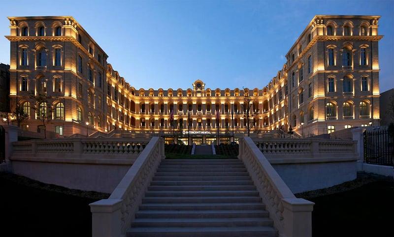 O que fazer em Marselha : Hotel