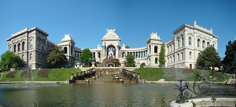 O que fazer em Marselha : Palácio Longchamp