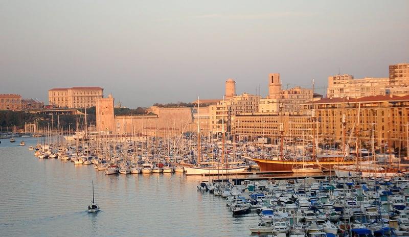 O que fazer em Marselha : Porto