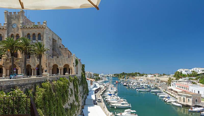 O que fazer em Menorca: Cidades