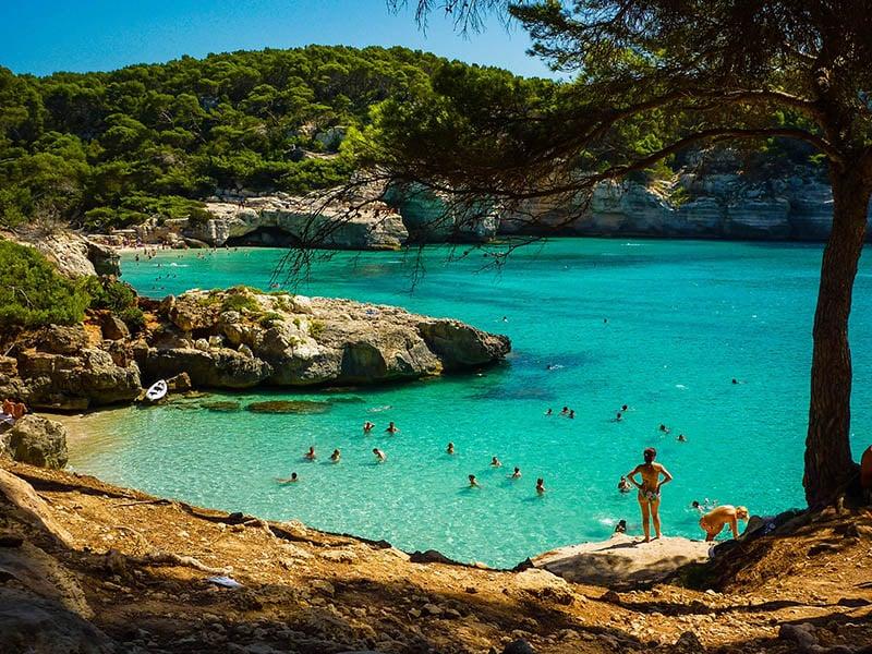 O que fazer em Menorca: Praias