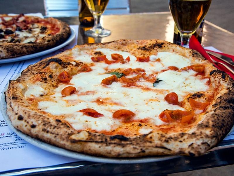 O que fazer em Pisa: Pizza