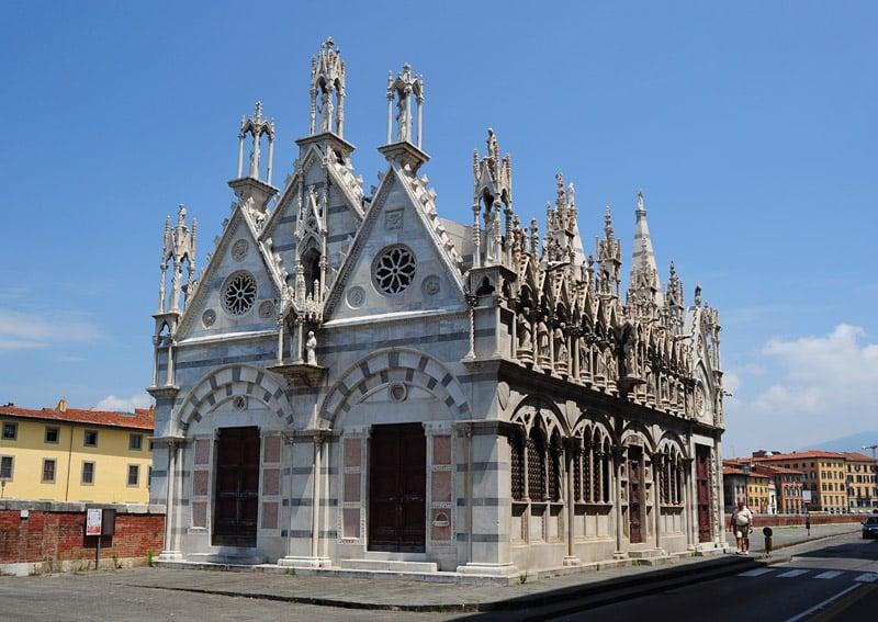 O que fazer em Pisa: Igreja